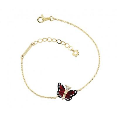 Roberto Bravo браслет Monarch Butterfly с бриллиантом